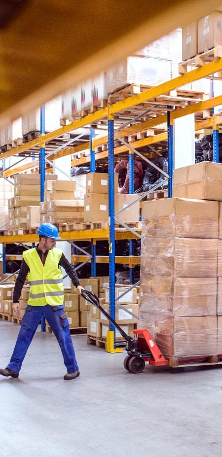3PL warehousing distribution