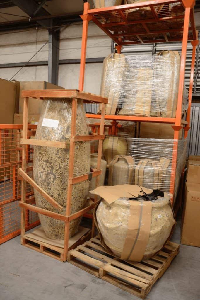Massood Warehouse in Greensboro NC