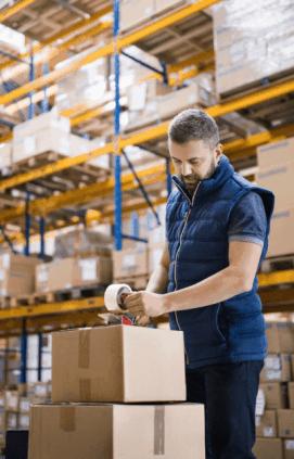Pick and Pack Fulfillment Services - Massood Logistics