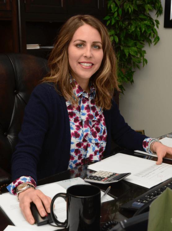 Tara Massood at Massood Logistics Office - Providing Warehouses in Greensboro, Winston-Salem, High Point and Eden.
