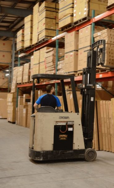 Massood has Warehouses in Greensboro NC, High Point, Winston-Salem and Eden.