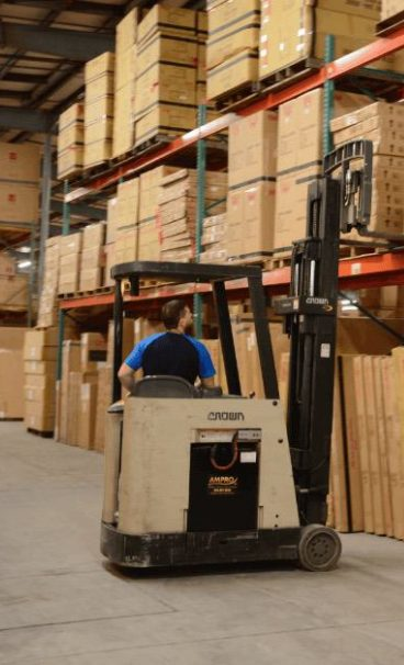 Massood has 3PL Warehouses in Greensboro NC, High Point, Winston-Salem and Eden.