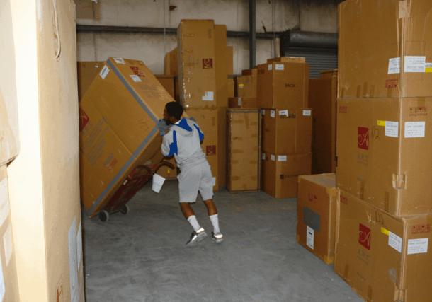 Furniture Drop Shipping at Massood Logistics